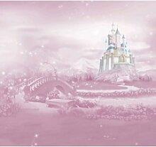 Disney Fototapete Vlies Prinzessinnen Schloss