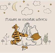 Disney Fototapete Vlies  Winnie Pooh - Freunde
