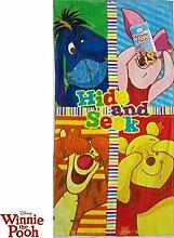 Disney -Freunde - Winnie the Pooh- Handtuch / Gesichtstuch 35 * 65 cm