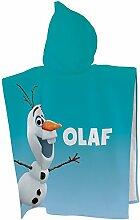 Disney Frozen 043674 Enjoy Badeponcho, Baumwolle,