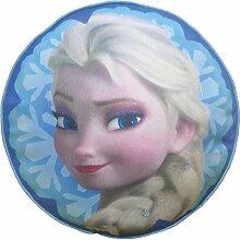 Disney Frozen 044077 Elsa Kissen, Polyester, blau,