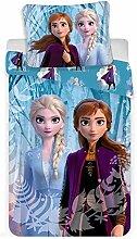 Disney Frozen 2 Bettwäsche Eiskönigin Anne ELSA