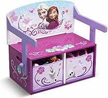 Disney Frozen 2in1 Maltisch u Sitzbank umklappbar Kindermöbel Kindersitzgruppe Tisch Stuhl