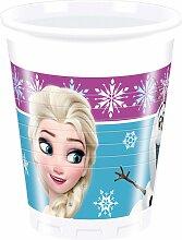 Disney Frozen 8er-Pack Trinkbecher Frozen