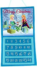 Disney Frozen Advent Kalender, Blau