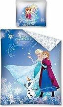 Disney Frozen Die Eiskönigin Bettwäsche 140 x