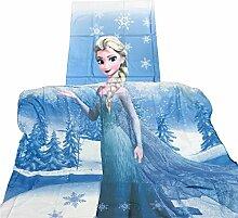 Disney Frozen Eiskönigin Anna+ELSA Bettwäsche