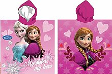 Disney Frozen Eiskönigin Poncho 55x110cm 100%