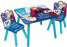 Disney Frozen Eiskönigin Sitzgruppe Tisch und 2