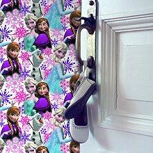 Disney Frozen Elsa Anna metallische Vliestapete