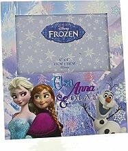 Disney Frozen Elsa Anna & Olaf Bilderrahmen