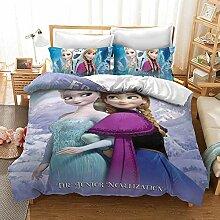 Disney Frozen Elsa und Anna, bedrucktes