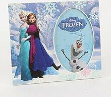 Disney Frozen Elsa und Anna Holzrahmen 15,2x