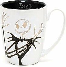 DISNEY HALLOWEEN NIGHTMARE BEFORE CHRISTMAS JACK BECHER TASSE MUG CUP