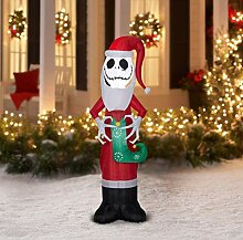 Disney Jack Skellington Weihnachtsmann