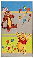 Disney / Kinder Teppich Kinderteppich mit Winnie