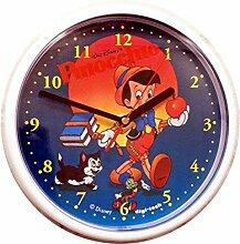 Disney Kinder Wanduhr für Kinderzimmer Dekoration