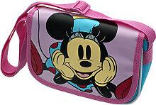 Disney Kindergartentasche Minnie Maus (Rosa-Blau)