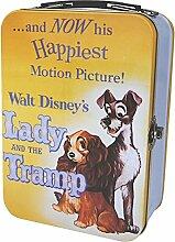 Disney Klassiker Susi und Strolch Filmposter