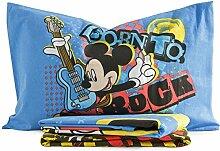 Disney Komplette Einzelbett Micky Maus Rock über,