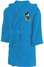 Disney Mickey Bademantel, Blau