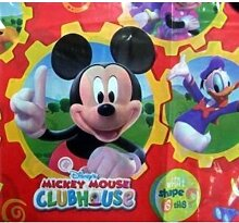 Disney Mickey Club House Tablecover 120x180cm