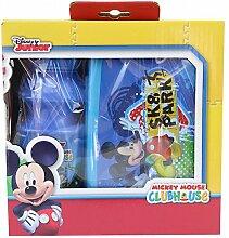 Disney Mickey Maus Brotdose und Trinkflasche