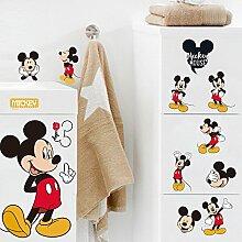 Disney Mickey Maus Laptop-Aufkleber/Wandtattoo