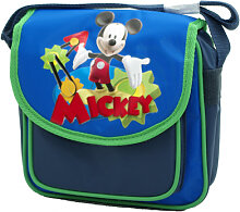 Disney Mickey Maus Umhängetasche (Dunkelblau) [Kinderspielzeug]