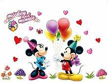 Disney Mickey Maus Wandsticker selbstklebend