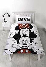 Disney Mickey & Minnie Mouse Bettbezug für