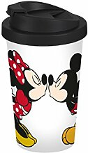Disney Mickey Mouse KISS 400ml Coffee to go