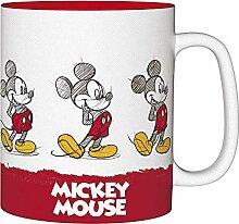 Disney - Mickey Mouse Sketch - XXL-Tasse - Tasse