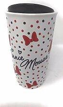 Disney MInnie Mouse Doppelwandiger Keramikbecher