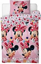Disney® Minnie Mouse I Love Bettwäsche-Set für