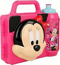 Disney Minnie Mouse Pausen-Set Brotdose +