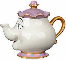 Disney Mrs. Potts Teekanne - Die Schöne und das