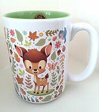 Disney Parks Bambi Cuties Charakter Keramik Tasse