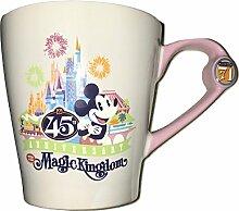 Disney Parks Magic Kingdom 45. Jahrestag Tasse