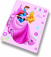 Fleecedecke Prinzessin Disney M/ädchen