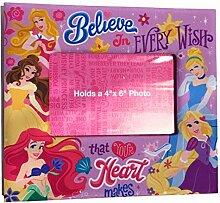 Disney Prinzessinnen Bilderrahmen Believe in Every
