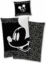 Disney`s Mickey Mouse Satin Premium Bettwäsche