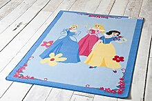 Disney Spielmatte ,Educational Alphabet, 95 x 133 cm, VariousDesigns Playmatsverschiedene Designs erhältlich Princess Blue