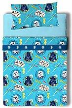Disney Star Wars Doodle Bettwäsche-Set, 3-teilig