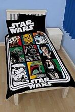 Disney Star Wars Force Single Bettwäsche-Se