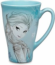 Disney story Elsa Sketch Tasse