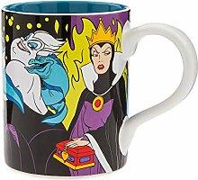 Disney Tasse mit Motiv Disney Bösewichte, keine