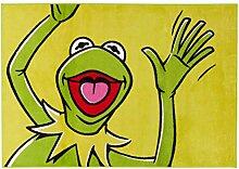 Disney Teppich Cl_ Kermit grün 100 x 150 cm