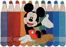 Disney Teppich Wd Top Line Wd M524 Mehrfarbig 115