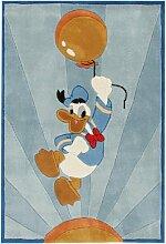 Disney Teppich Wd Topline M_651 blau/Mehrfarbig